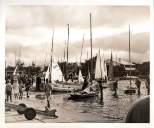 Opening Cruise 1964