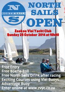 North Sails Open 2014